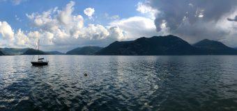 Cosa fare nel tempo libero: in barca a vela sul Lago d'Iseo
