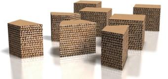 Cartone riciclato e alveolare, la nuova scelta Eco