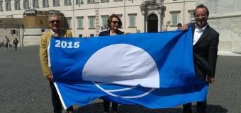 Bellaria Igea Marina bandiera blu per il 7° anno consecutivo