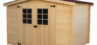 Casetta da giardino: meglio legno o pvc?