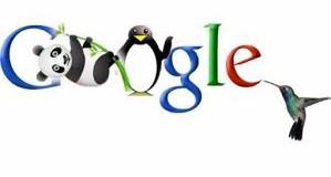 Lo Zoo di Google: Panda, Penguin, Hummingbird