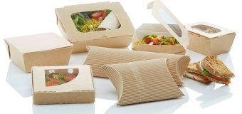 Packaging alimentari take away ora eco friendly