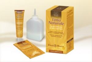 tintura naturale per capelli